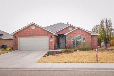 Lubbock Single Family Home For Sale: 5719 108th Street