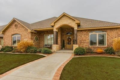 Lubbock Single Family Home For Sale: 6209 92nd Street