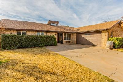 Lubbock Single Family Home For Sale: 6003 116th Street