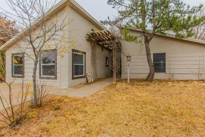 Lubbock Single Family Home For Sale: 6135 37th Street