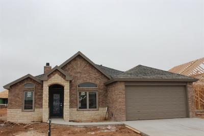 Lubbock Single Family Home For Sale: 6957 22nd