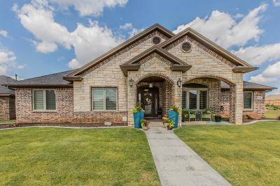 Lubbock Single Family Home For Sale: 6306 75th Street