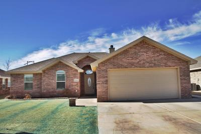 Lubbock Single Family Home For Sale: 10404 Iola Avenue