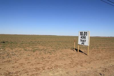 Lubbock Residential Lots & Land For Sale: 6 Woodrow