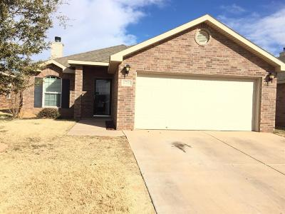 Lubbock Rental For Rent: 6704 85th Street