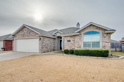 Lubbock Single Family Home For Sale: 5713 107th Street