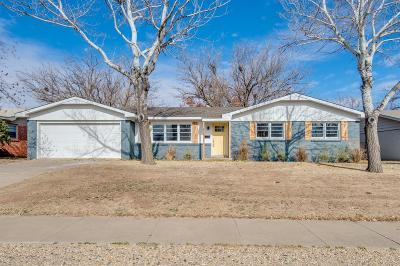 Lubbock Single Family Home For Sale: 4432 28th Street