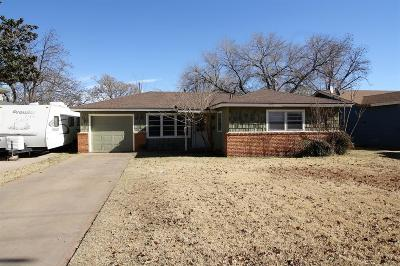 Single Family Home Under Contract: 6513 U Avenue