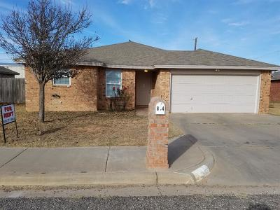 Wolfforth Rental For Rent: 804 11th Street