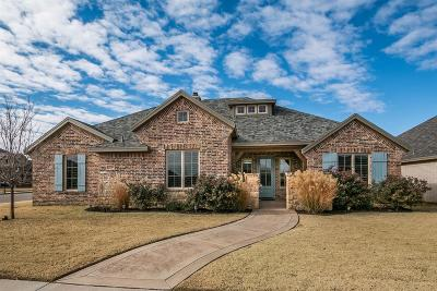 Lubbock Single Family Home For Sale: 12208 Oxford Avenue
