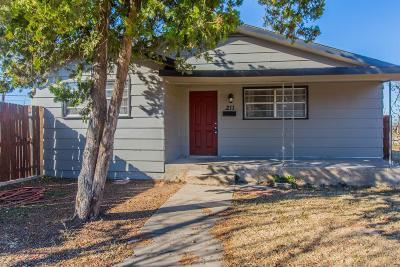 Lubbock Single Family Home For Sale: 211 North Ave L