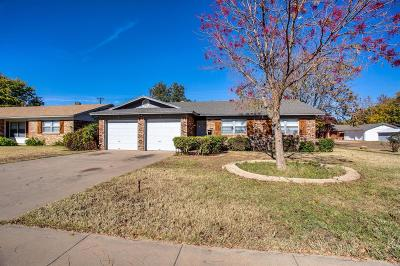 Lubbock Single Family Home For Sale: 5402 45th Street