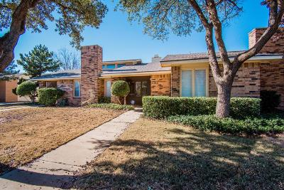 Lubbock Townhouse For Sale: 105 North Troy Avenue