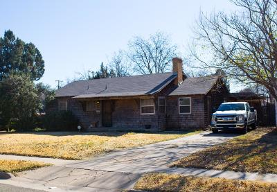 Single Family Home Under Contract: 2217 31st Street