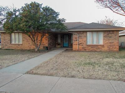 Single Family Home For Sale: 5532 90th Street