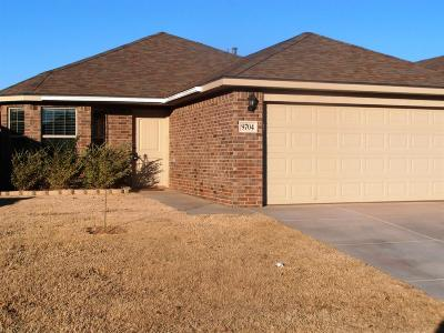 Single Family Home Under Contract: 9704 Quitman Avenue