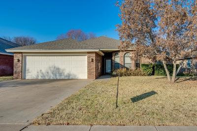 Lubbock Single Family Home For Sale: 6218 7th Street