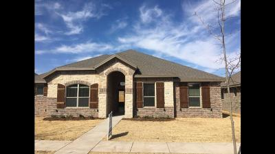 Lubbock TX Single Family Home For Sale: $259,950
