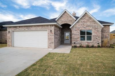 Lubbock Single Family Home For Sale: 5226 Kemper Street