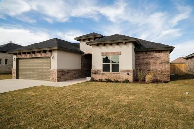 Lubbock Single Family Home For Sale: 5228 Kemper Street