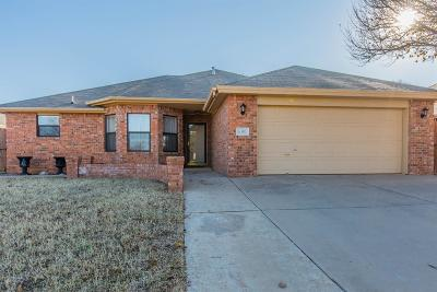 Lubbock Single Family Home For Sale: 6301 5th Street