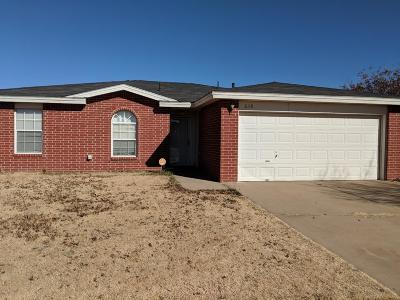 Single Family Home For Sale: 6118 7th Drive