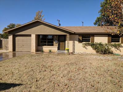 Single Family Home For Sale: 1910 71st Street