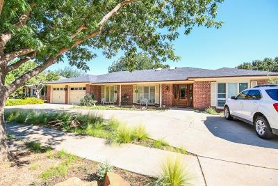 Single Family Home For Sale: 5710 75th Street