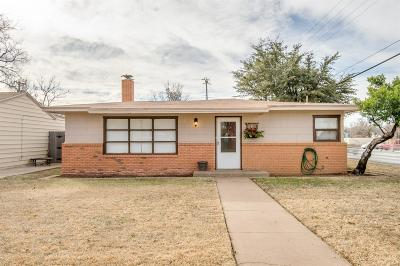 Single Family Home Under Contract: 4319 40th Street