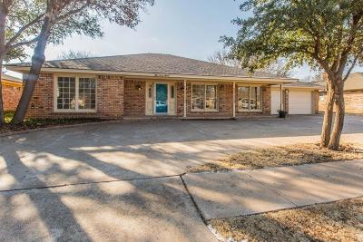 Single Family Home Under Contract: 5711 75th Street