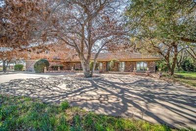 Tahoka Single Family Home For Sale: 1298 Us Highway 87