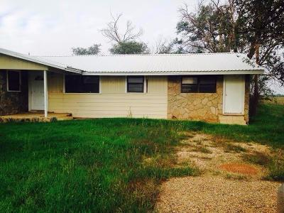 Bailey County, Lamb County Single Family Home For Sale: 1932 State Highway 214