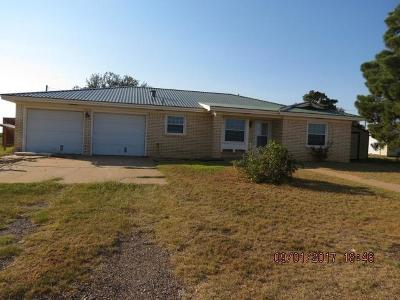Brownfield Single Family Home For Sale: 1281 County Road 365