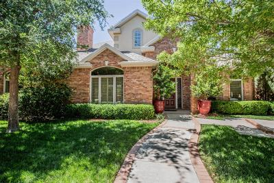 Lubbock Garden Home Under Contract: 2312 York Avenue