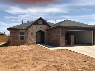 Lubbock Single Family Home For Sale: 7903 Ave J