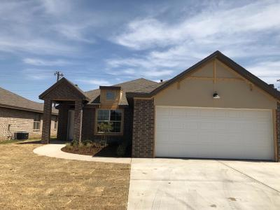 Lubbock Single Family Home For Sale: 7901 Ave J