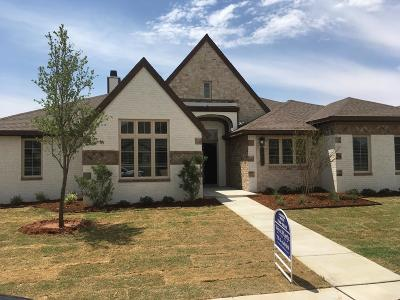 Lubbock Single Family Home For Sale: 3615 133rd Street
