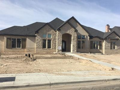 Lubbock Single Family Home For Sale: 10304 Justice