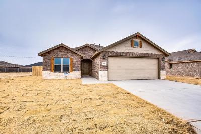 Levelland Single Family Home For Sale: 108 Hartford Avenue