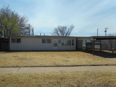 Single Family Home For Sale: 2107 48th Street