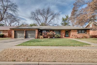 Single Family Home For Sale: 3206 56th Street