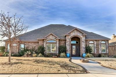Lubbock Single Family Home For Sale: 6101 93rd Street