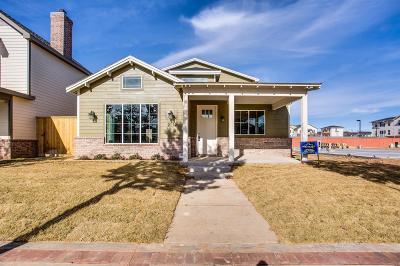Single Family Home For Sale: 2112 Glenna Goodacre Boulevard