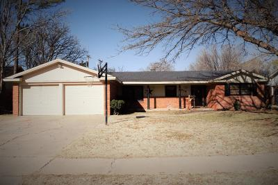 Single Family Home For Sale: 2918 68th Street