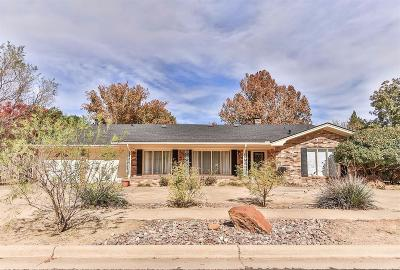 Single Family Home For Sale: 3512 78th Drive