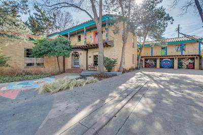 Lubbock Single Family Home For Sale: 1707 33rd Street