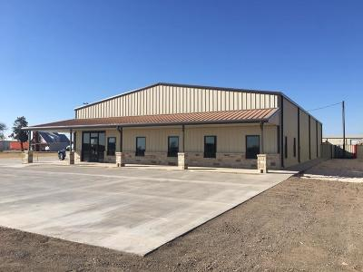 Lubbock Commercial For Sale: 11616 Us Highway 87