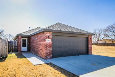 Lubbock Single Family Home For Sale: 6205 21st Street
