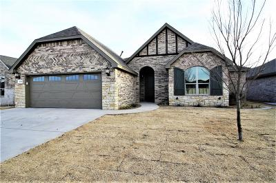 Lubbock Single Family Home For Sale: 6909 68th Street