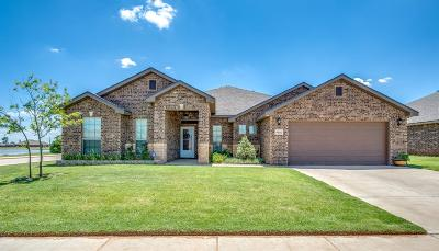 Lubbock Single Family Home For Sale: 9101 Rochester Avenue